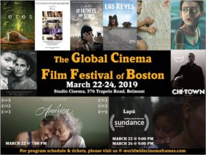 Global Cinema Film Festival of Boston @ Belmont Studio Cinema